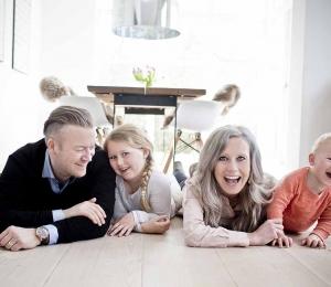 familie foto i odense