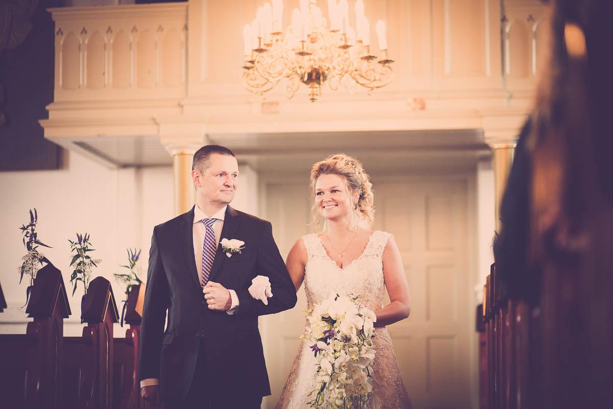 Bryllupsfotografering iOdense