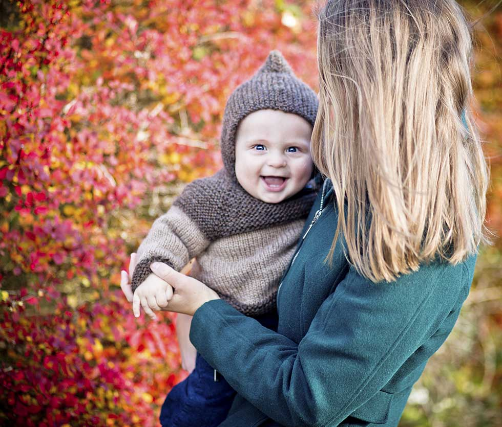 Familiefotografering Odense er lidt ligesom portrætfotos