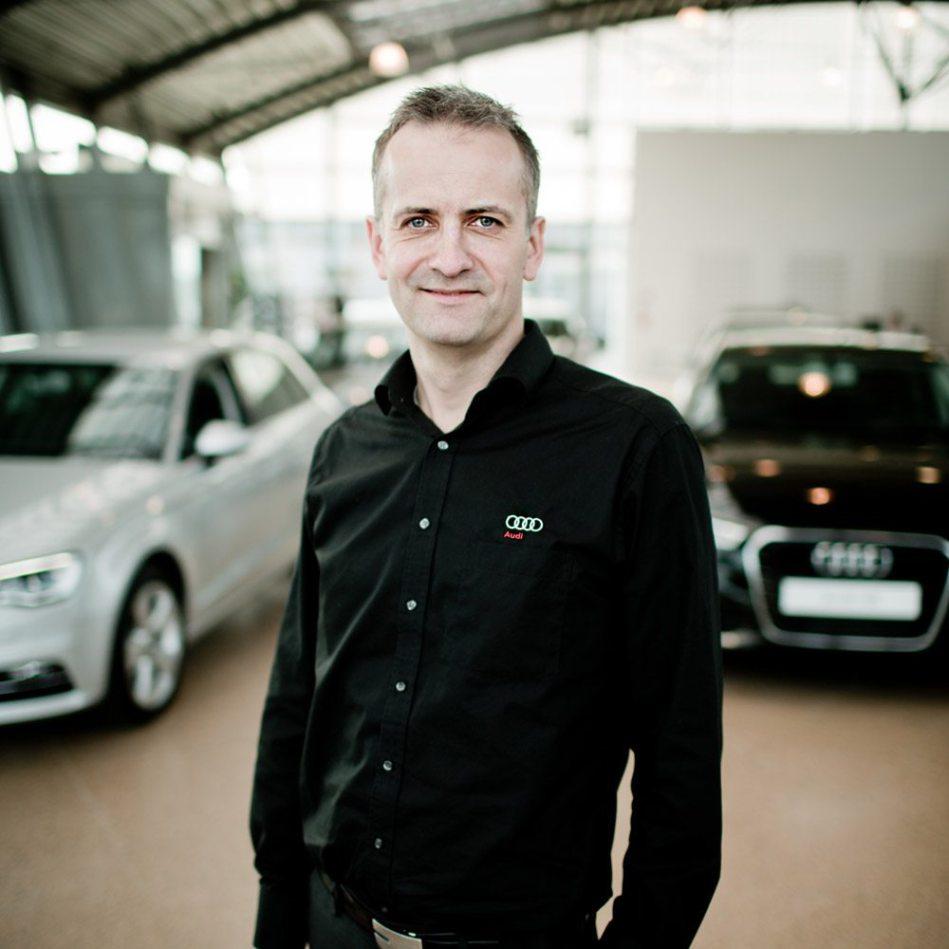 Virksomhedsportræt hos Audi