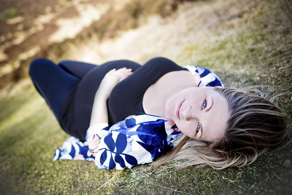gravid foto Odense