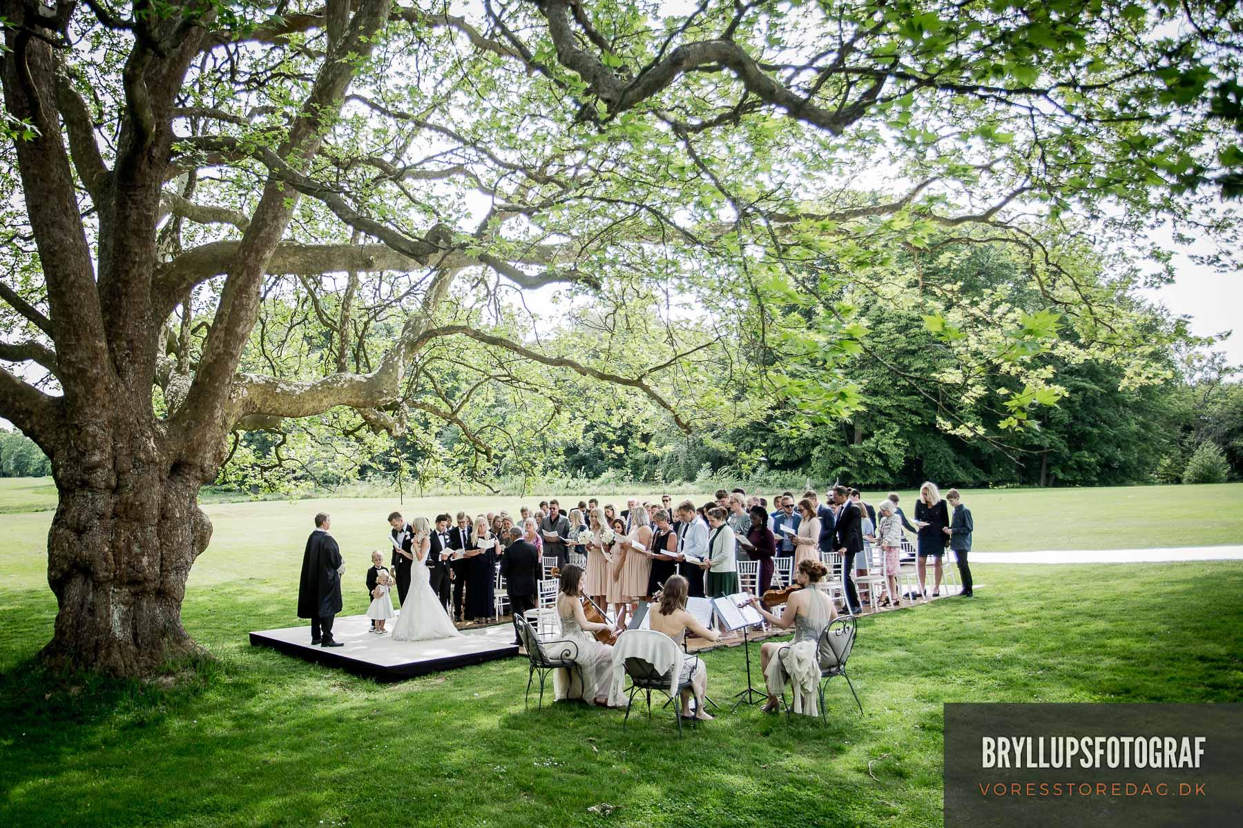 bryllup foto Odense