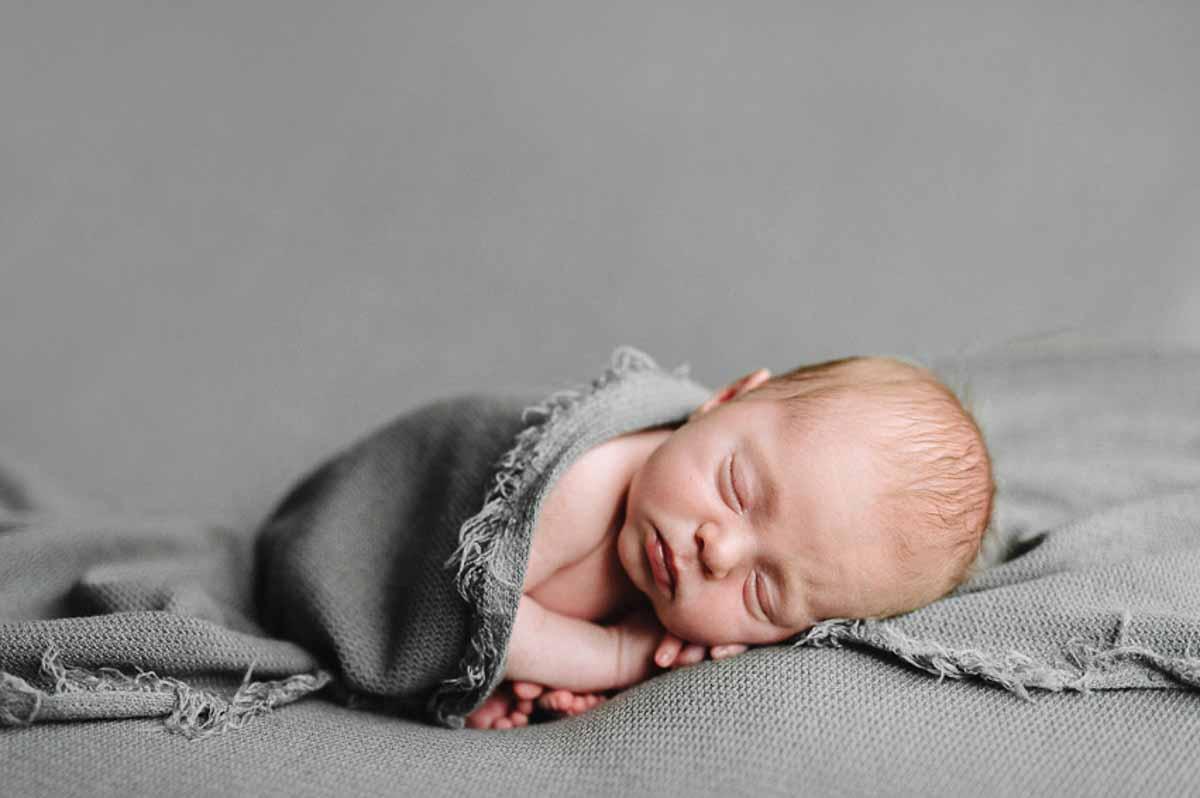 Fotografering af nyfødte i Odense en gang om måneden