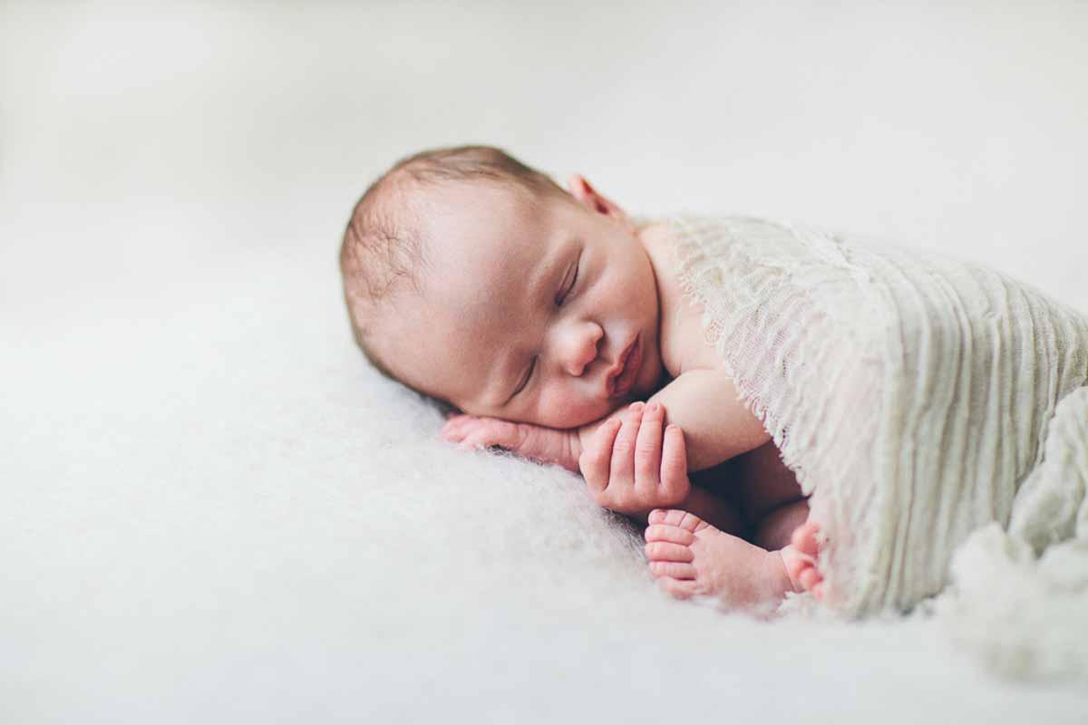newborn fotograf i Odense