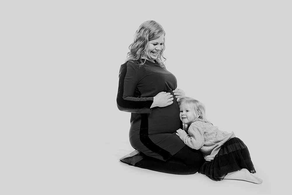 fotograf til gravid i Odense