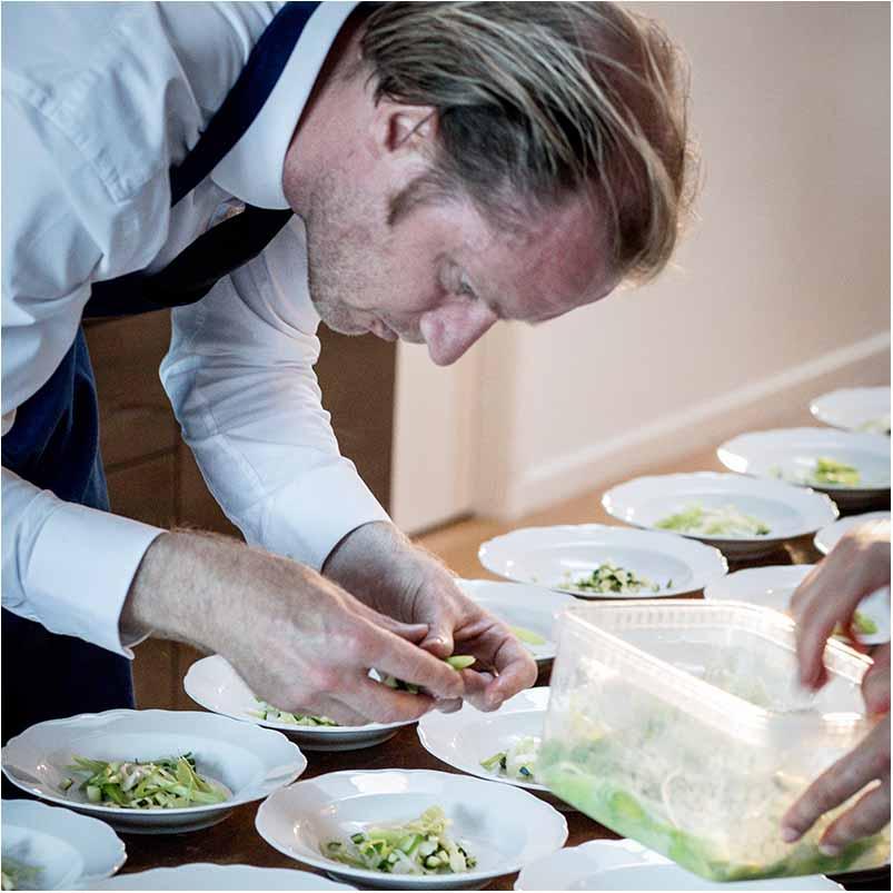 kok til fest Odense