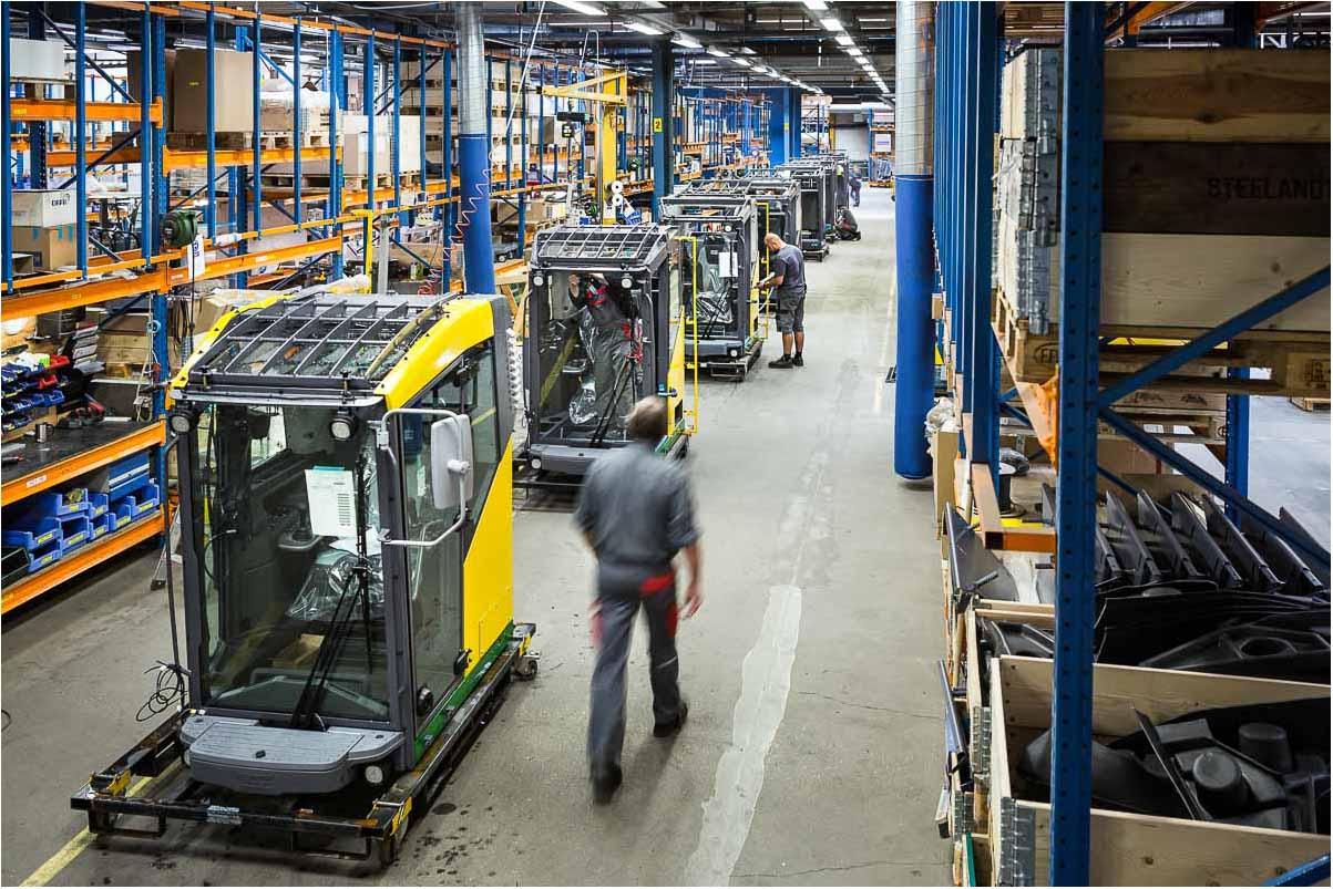 industrifotografering Odense
