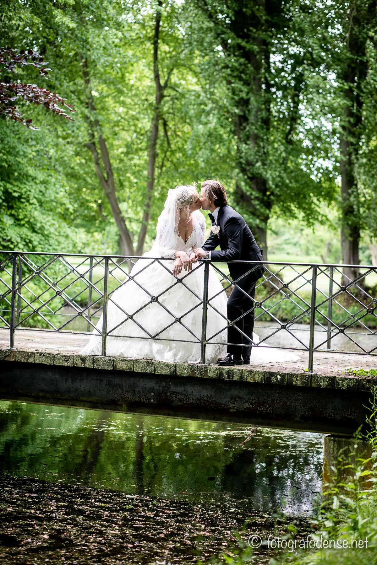 Bryllupsfotograf Fyn - bryllupsfotograf paa Fyn