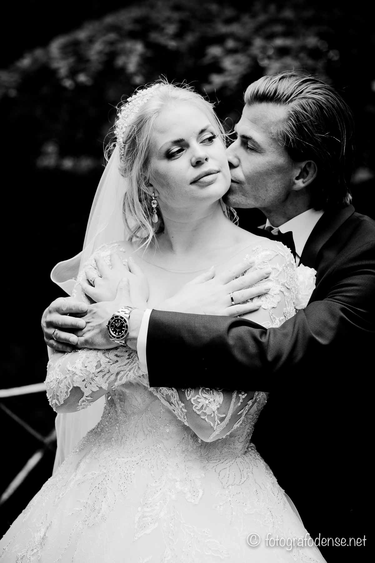 Bryllupsfotograf Odense - Professionel fotograf