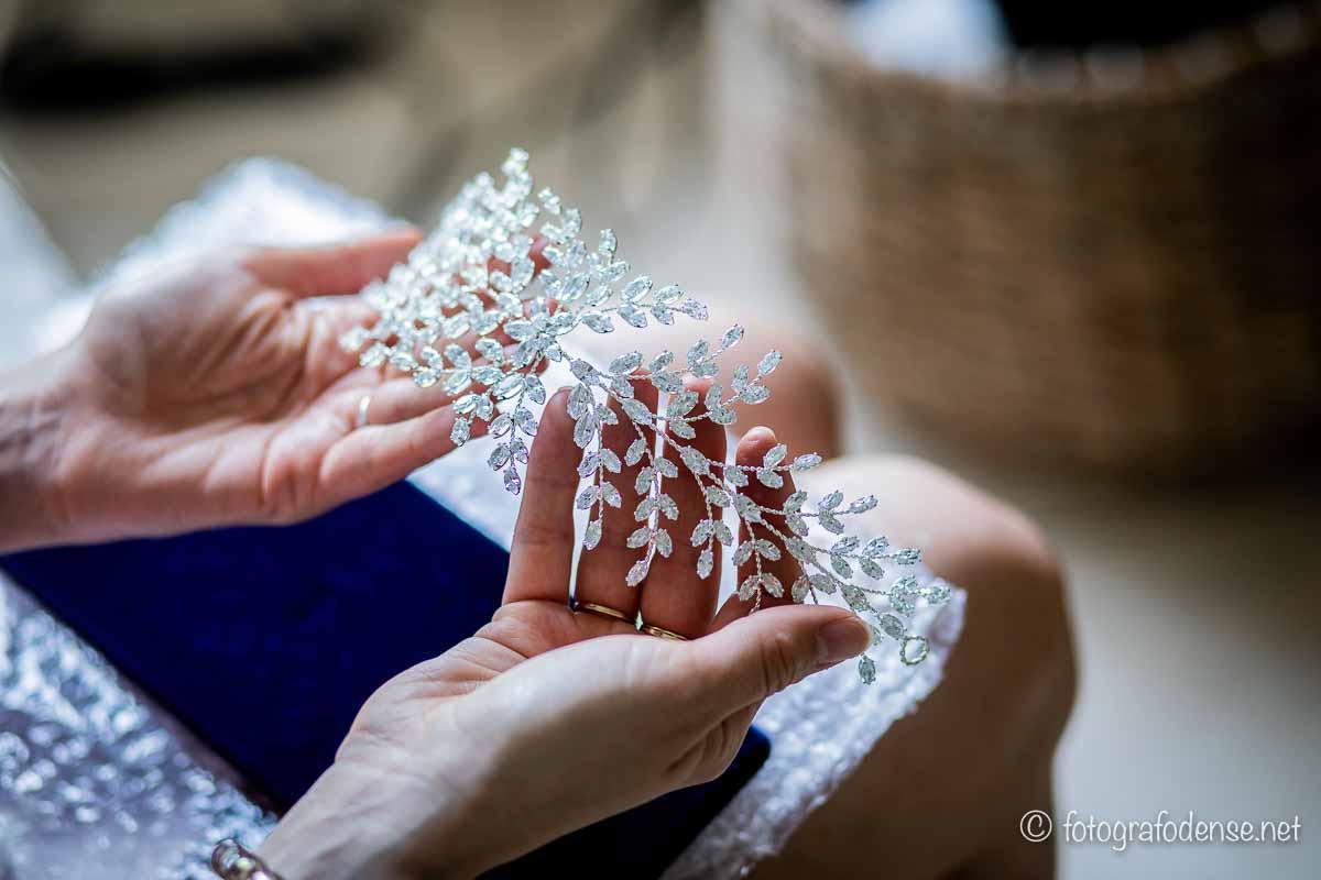 Bryllup på Fyn - Fortryllende bryllupslokaler på Holckenhavn Slot