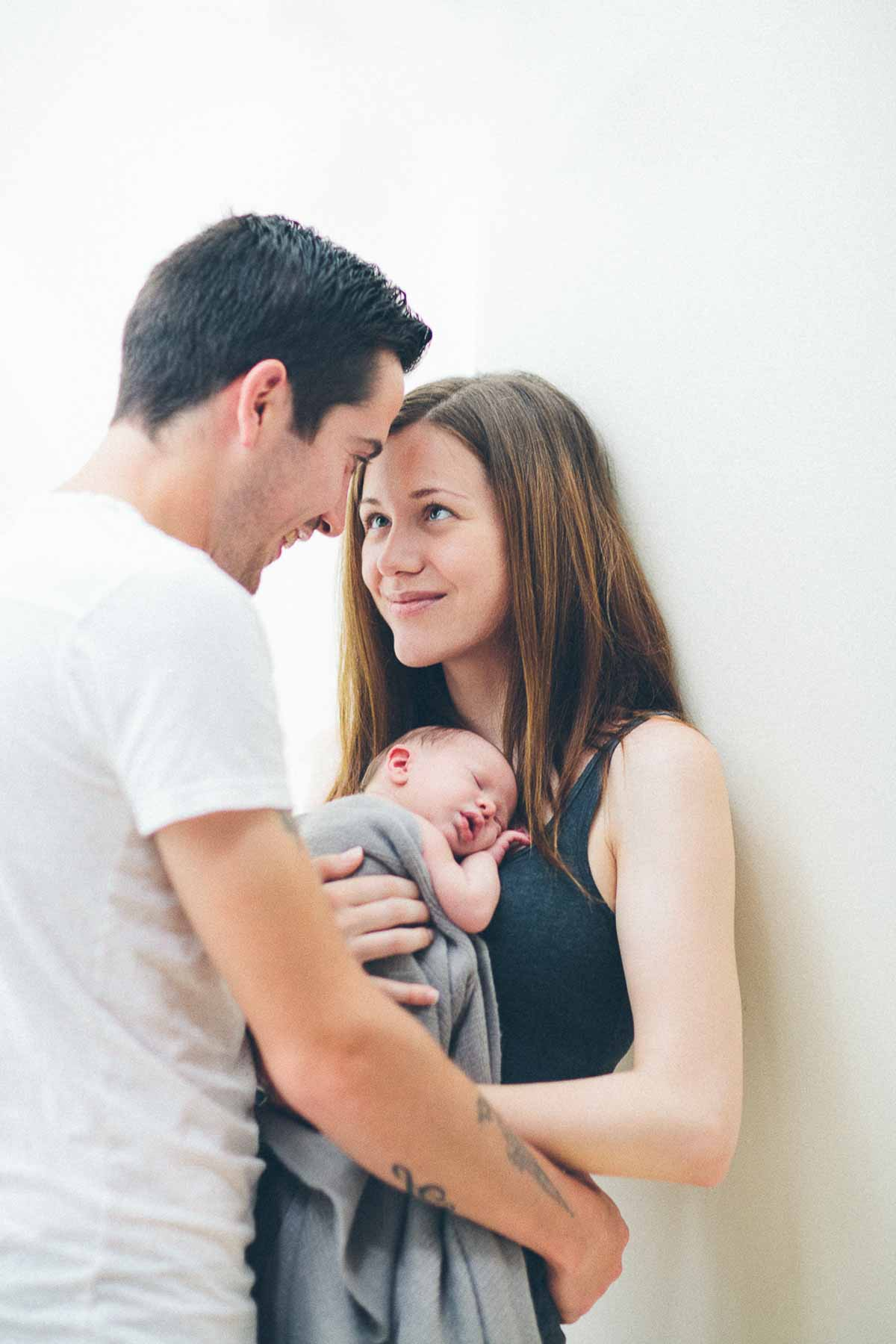 Nyfødt fotografering