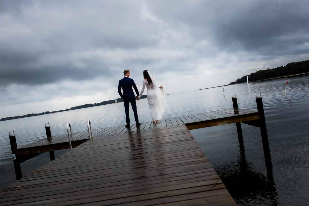 bryllupsfotos Århus